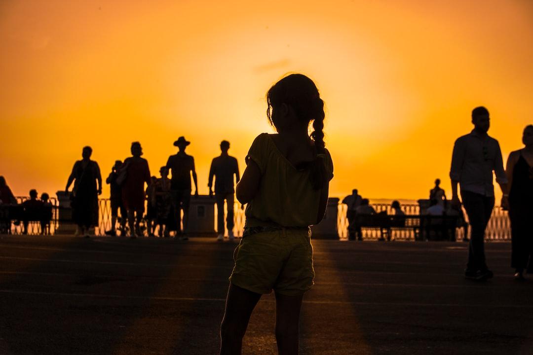 Ortigia sea (SR) - Sunset silhouette