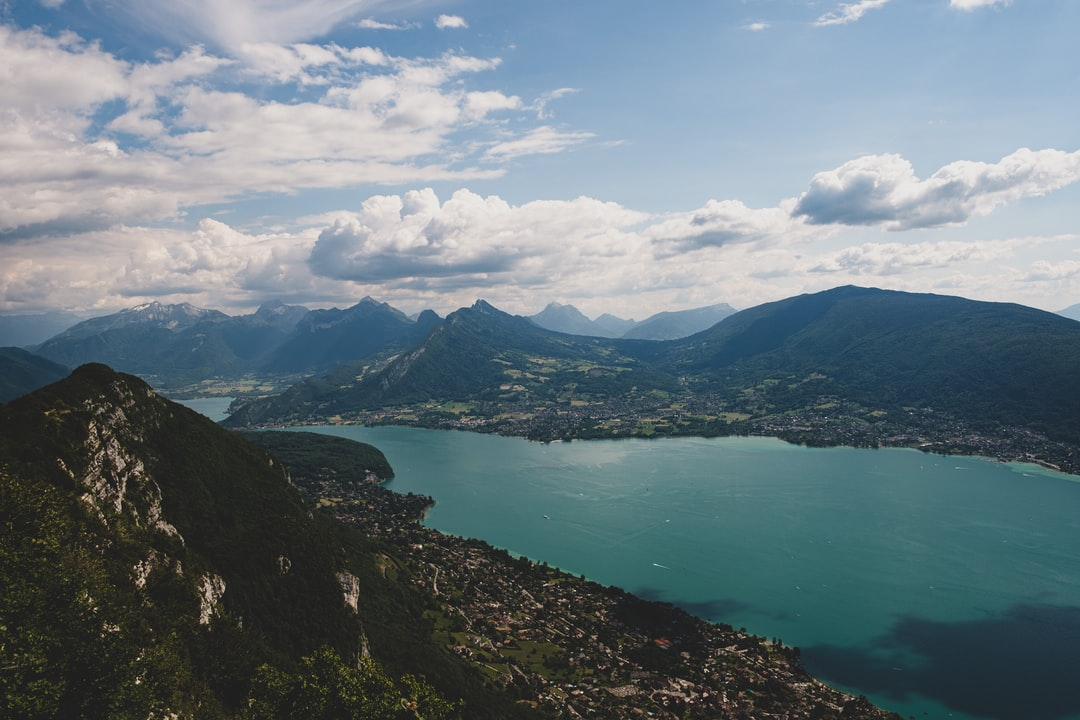 View, Annecy.