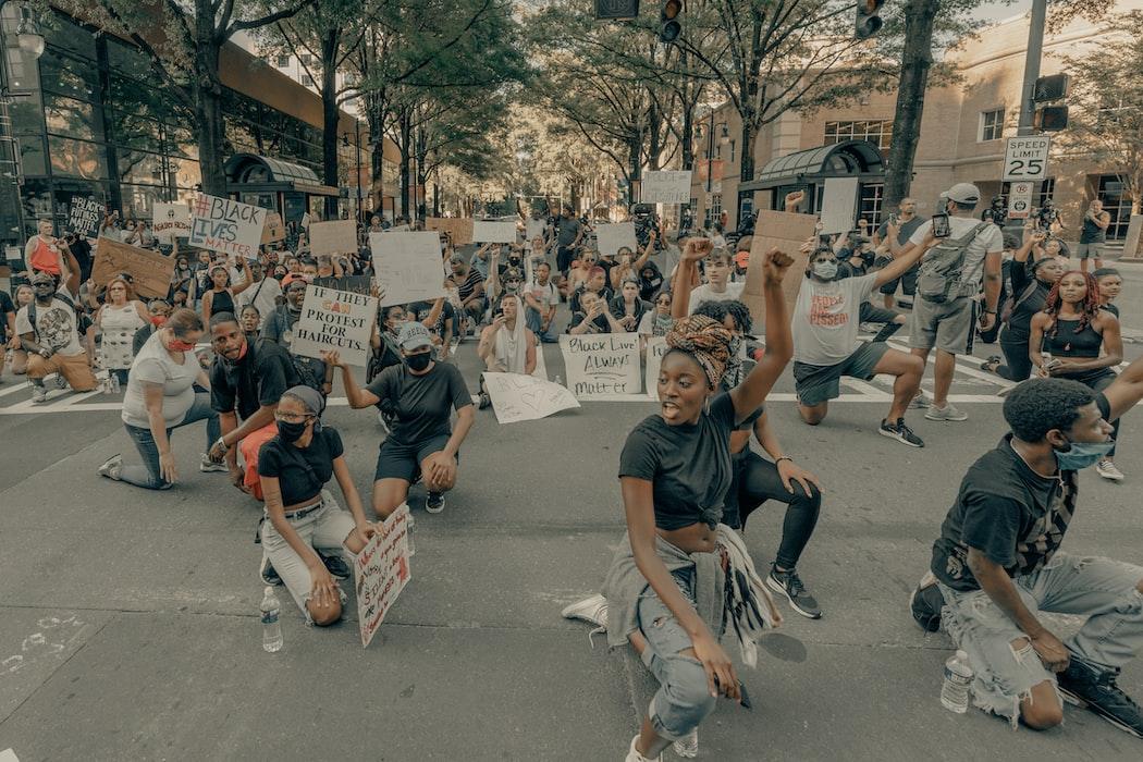 Black Lives Matter - demonstratie - films over racisme
