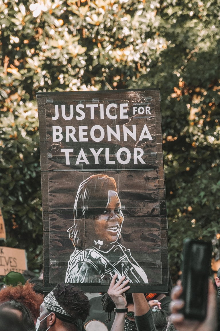 Officials plead for calm amid anger over Breonna Taylor case
