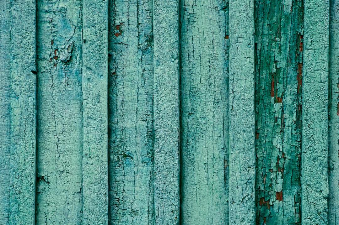 Blue and White Wooden Board - unsplash
