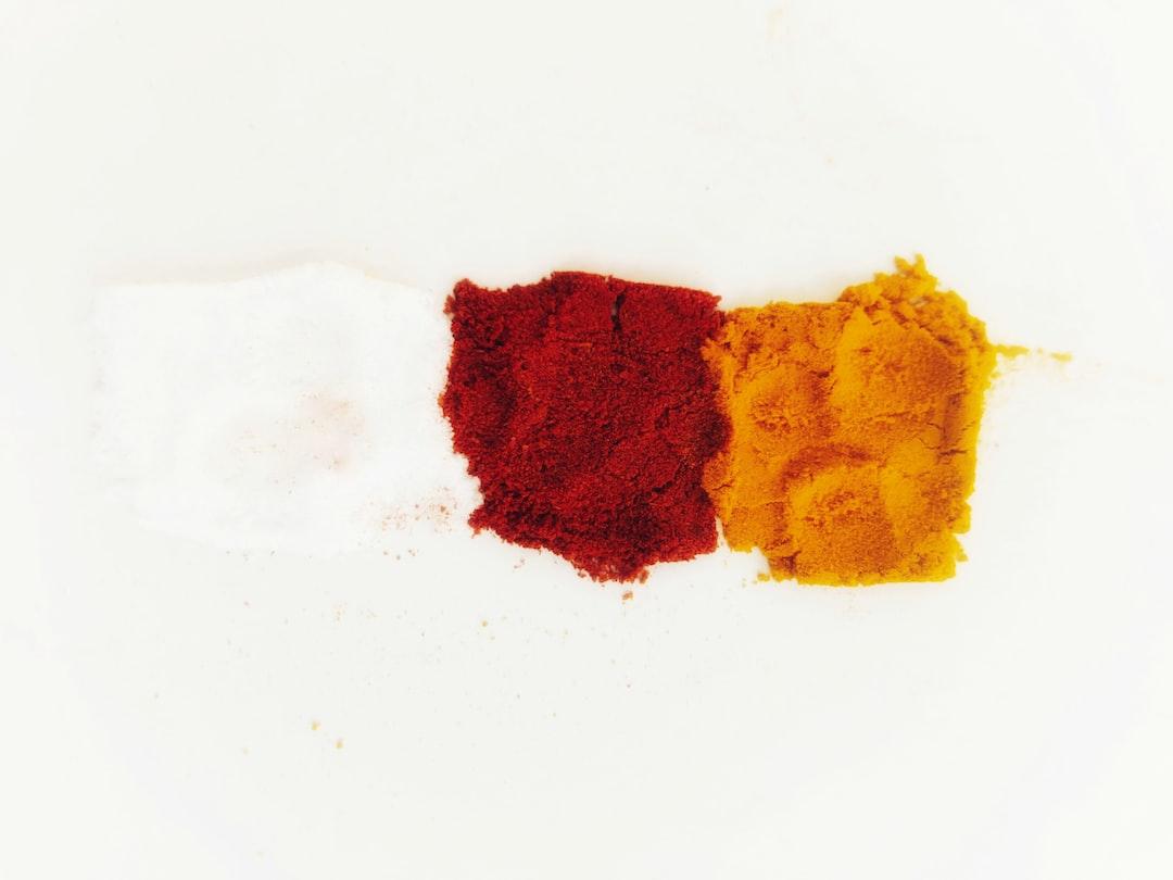 Colour  - unsplash