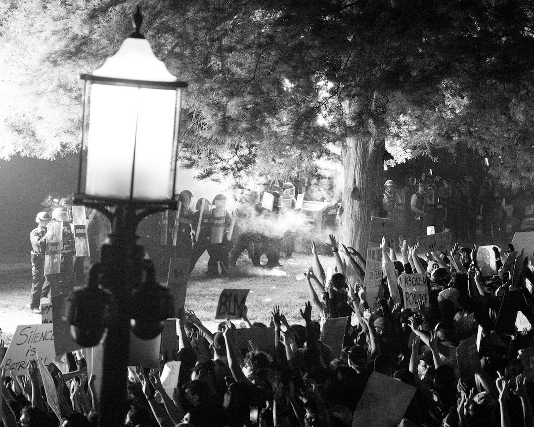 Black Lives Matter Protest in DC, 5/31/2020.  (Instagram: @koshuphotography)