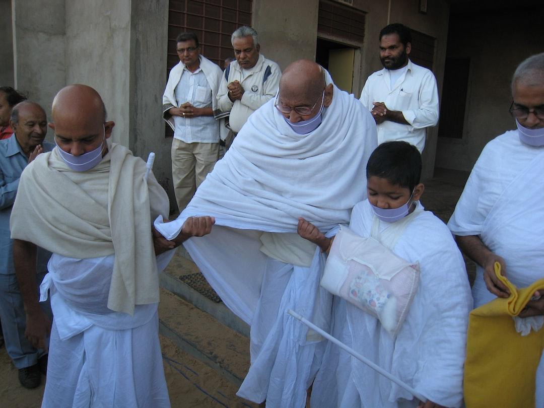 Jain Terapanth Guru Acharya Monk