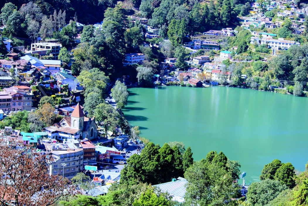 Lake visit during 2-day itinerary to Nainital
