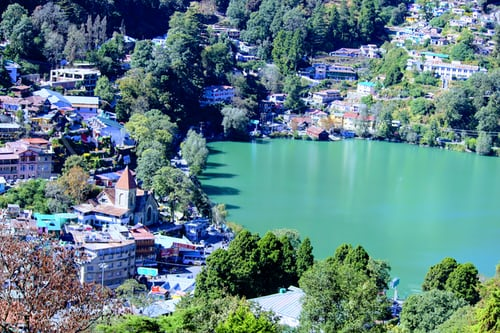 Nainital Lake - top attractions in Nainital