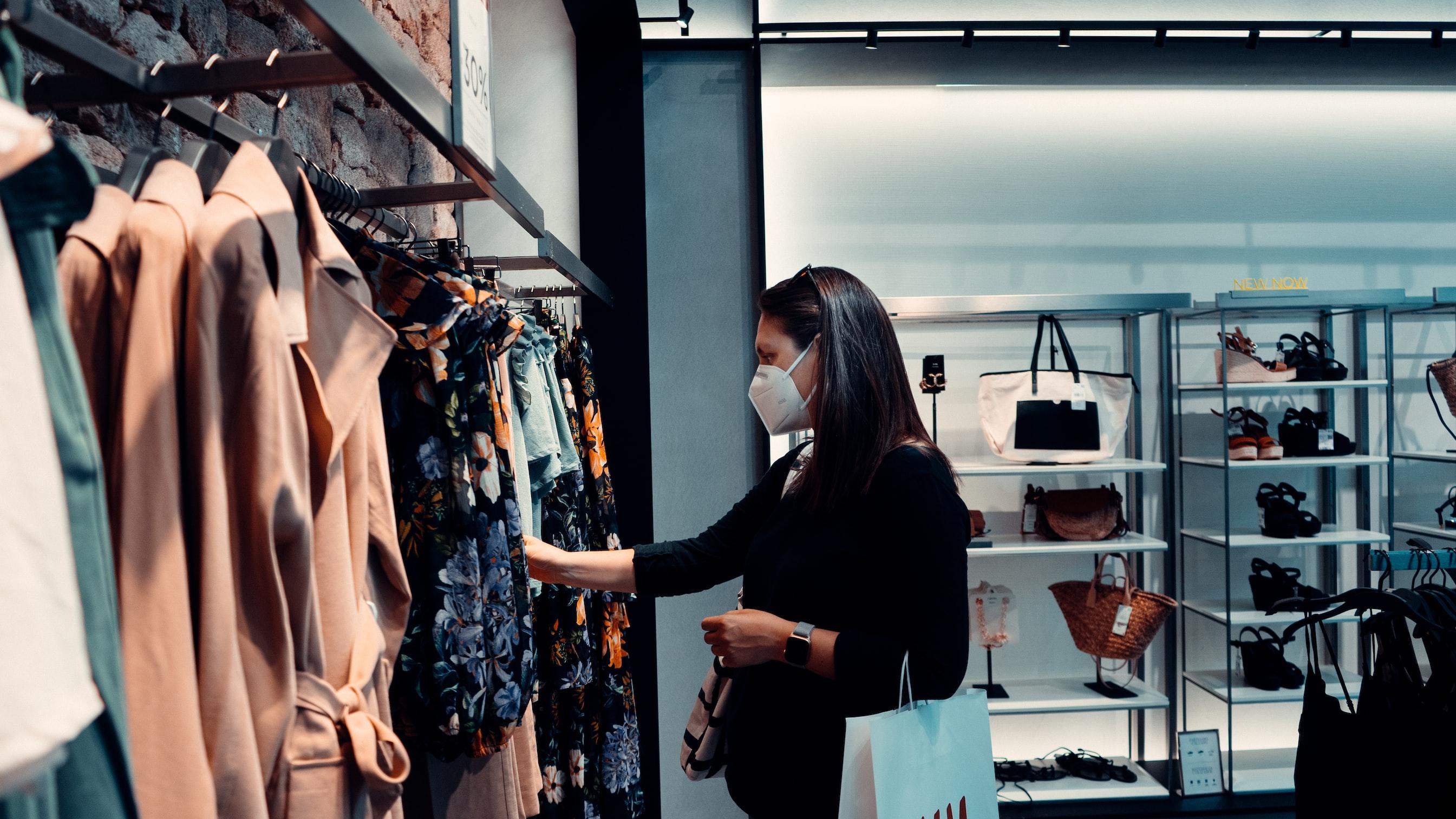 browsing shops
