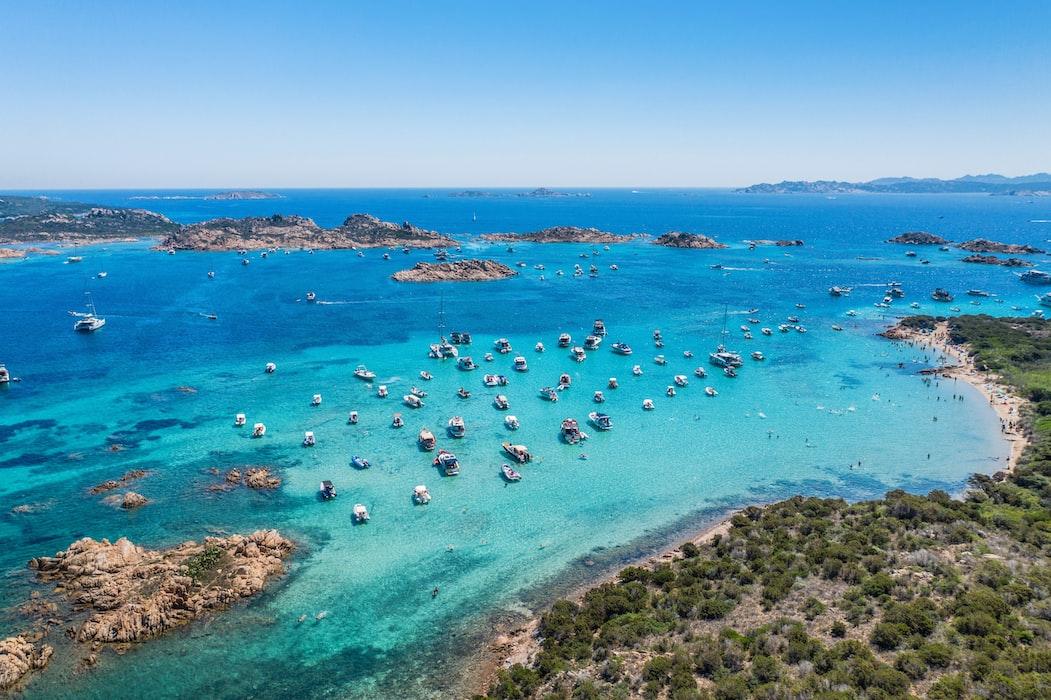 Boot huren op Sardinië met de kids