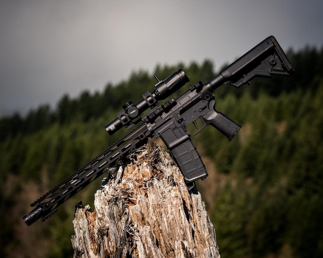 STNGR AR-15 Free Float HWK Handguard: stngrusa.com/m-lok-handguard/