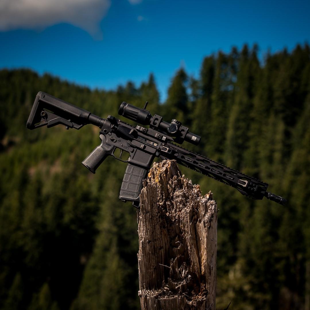 STNGR AR-15 Free Float RPTR Handguard: stngrusa.com/m-lok-handguard/