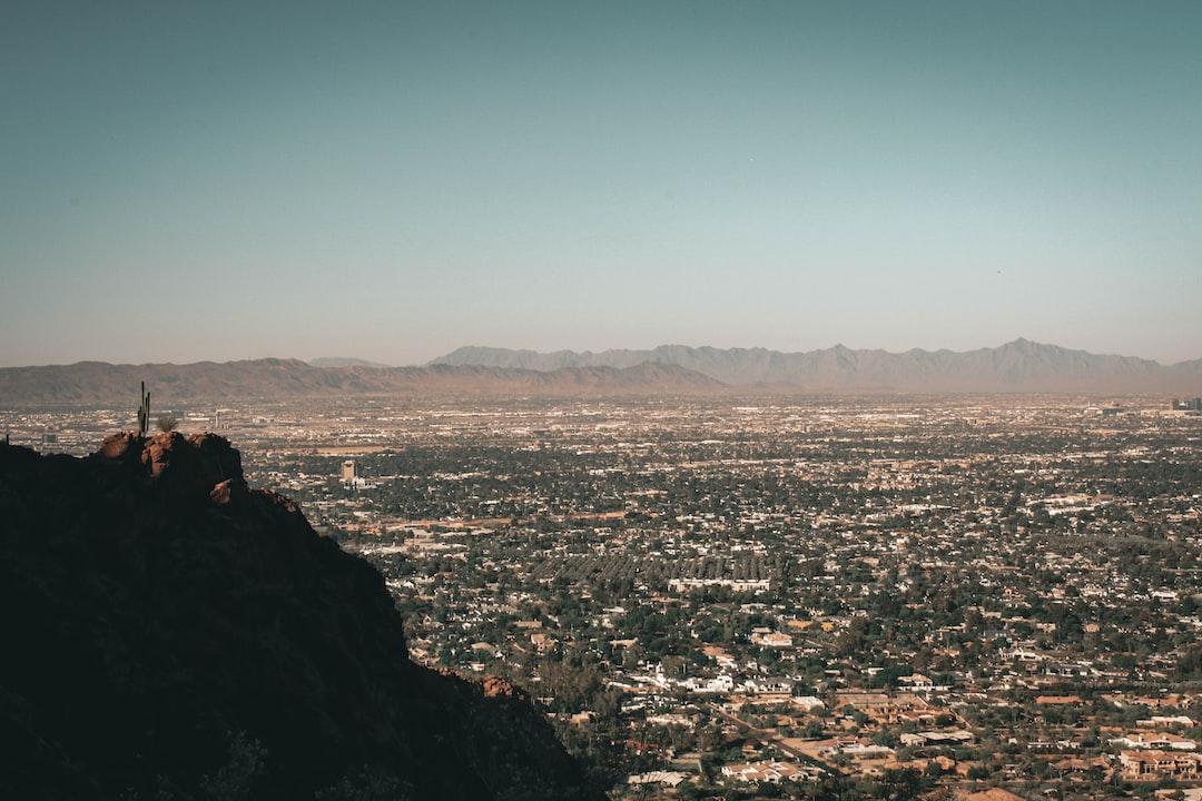Daytime in Phoenix