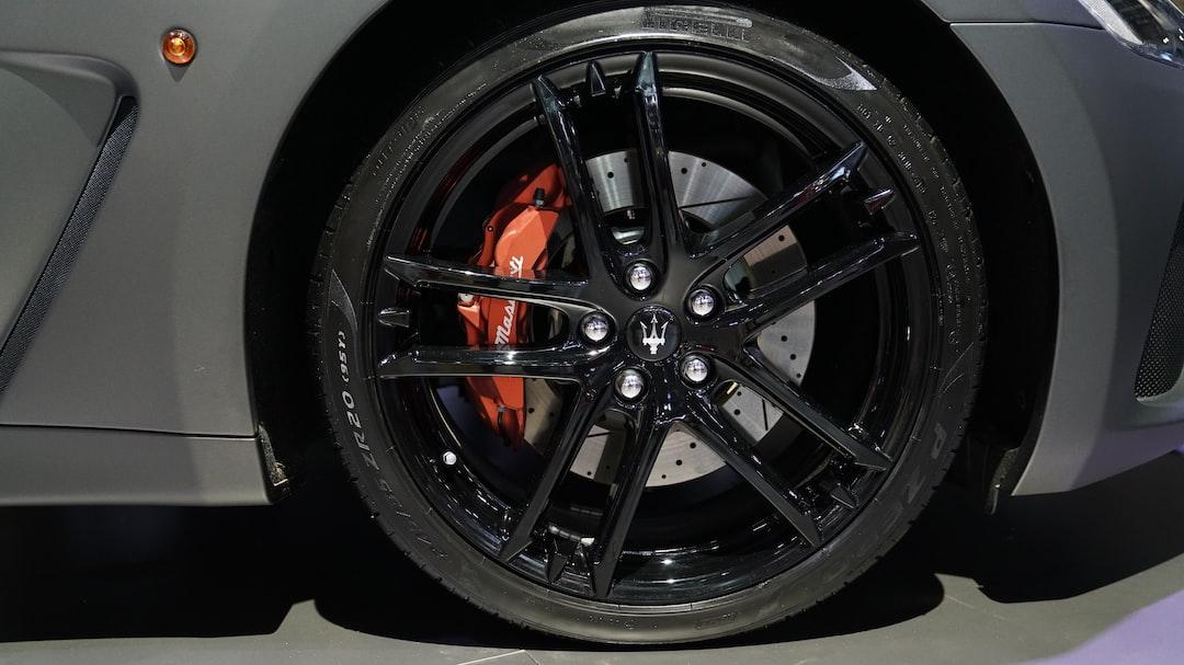Maserati Car Wheels