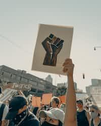 The Revolution blm stories