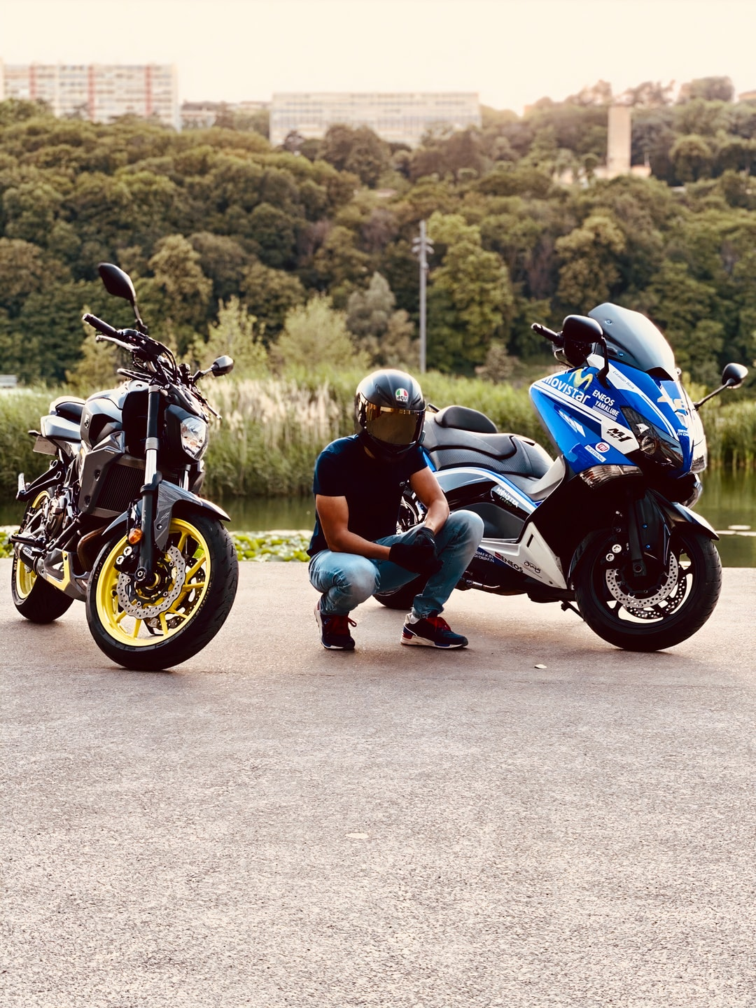 Yamaha, Mt007 and TMAX 530