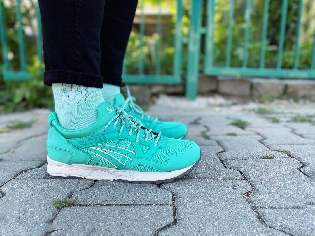 Liberté, égalité, asorte 🧚🏻♂️ Mint Leaf Asics fresher than actual mint. One of the most beautiful pairs of sneakers, in my opinion.
