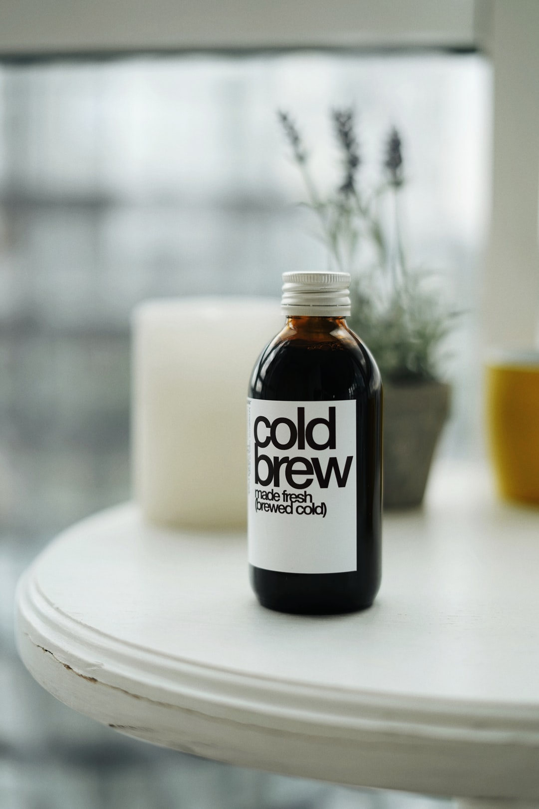 coldbrew on the table
