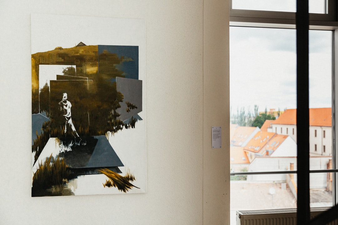 Art/es Exhibition At Trnava University, Painting, Artwork, Students, Artist, Paint - unsplash