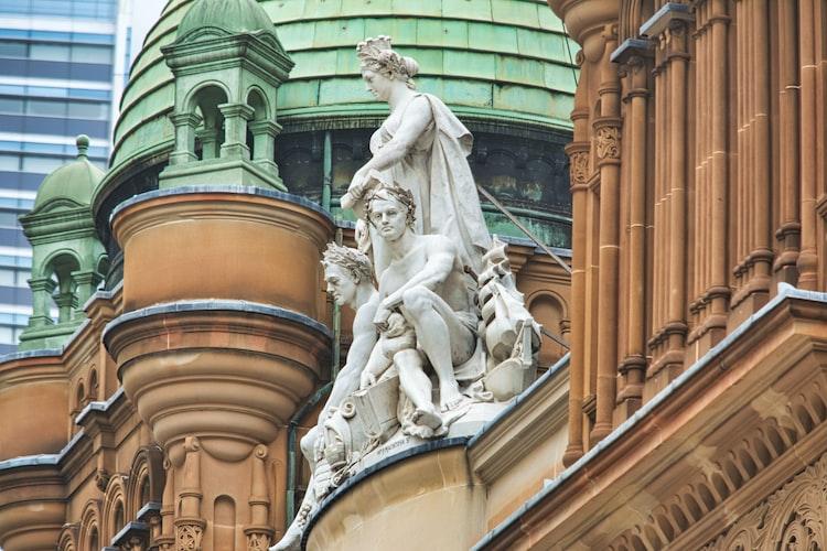 Queen Victoria building Sydney- travel tips