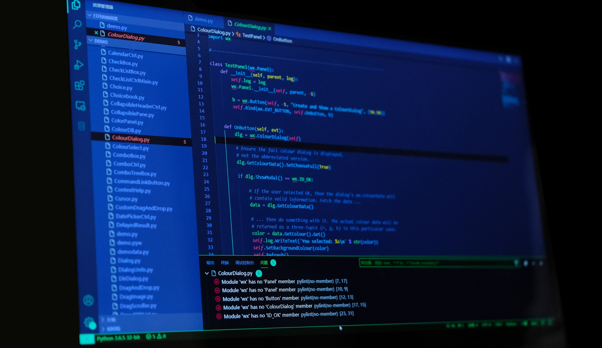 The best editor for Python