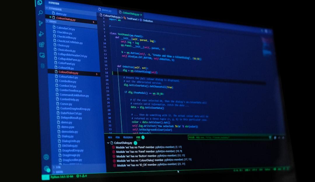 Code,Python,IDE,Dark
