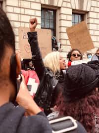 Black People Matter Too poem stories