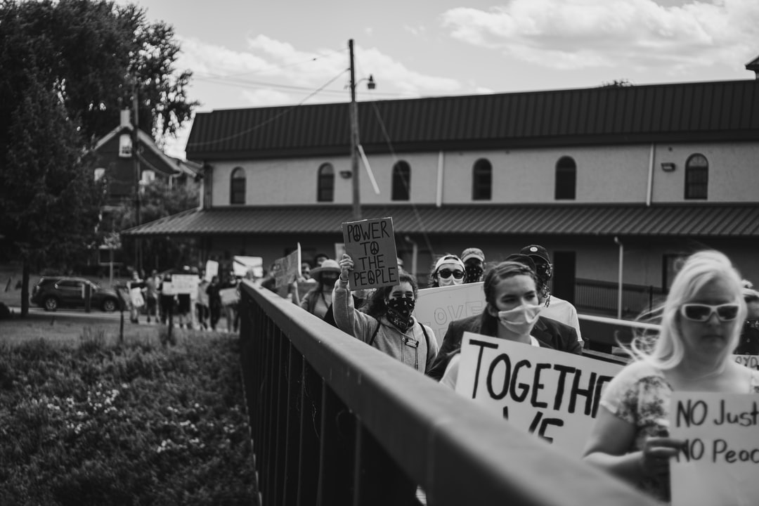 March for Justice in DuBois, PA