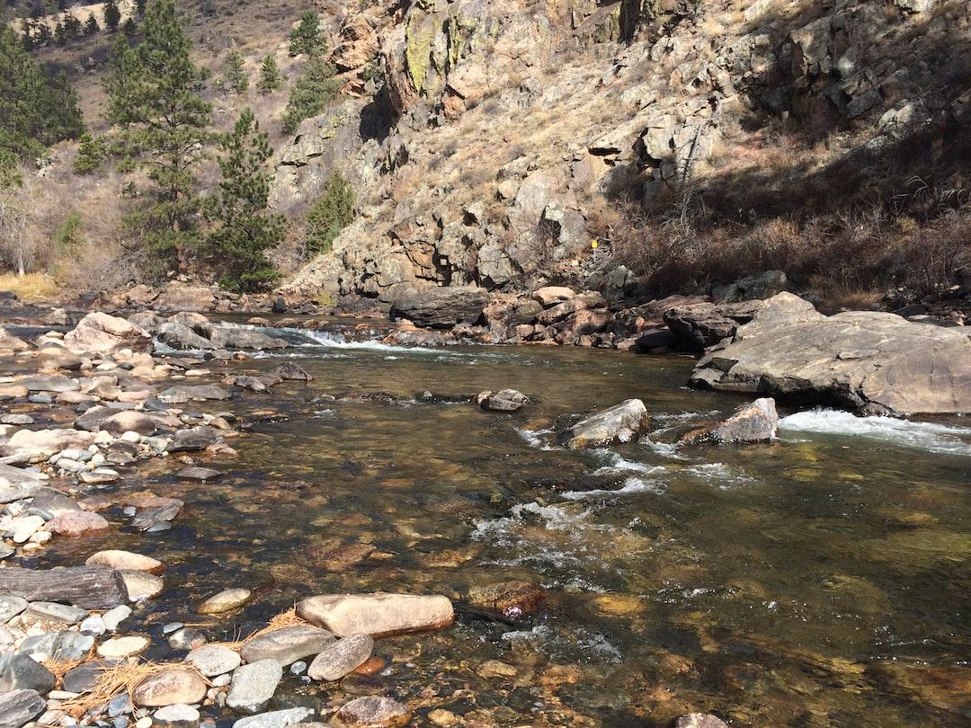 Cache la Poudre River Colorado