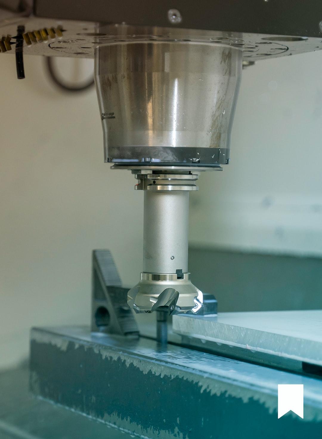 Cnc rapid enterprises inc machine shop shell mill