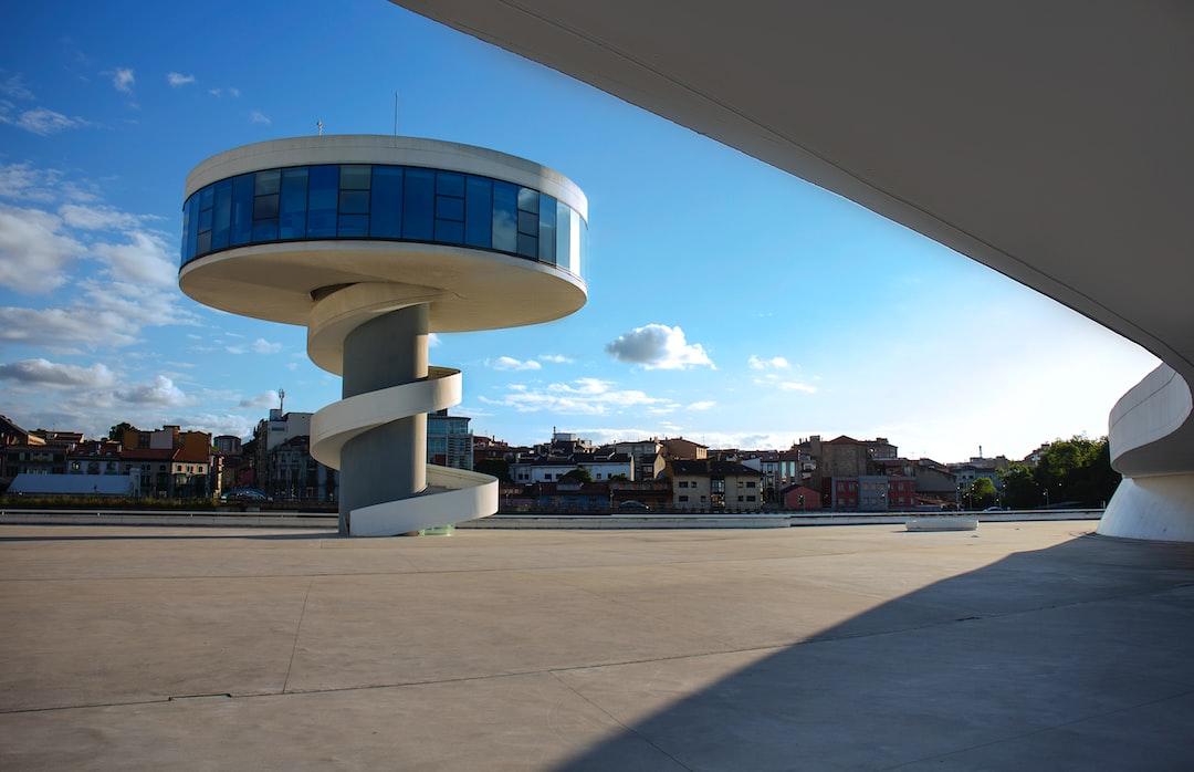 Centro Niemeyer Aviles