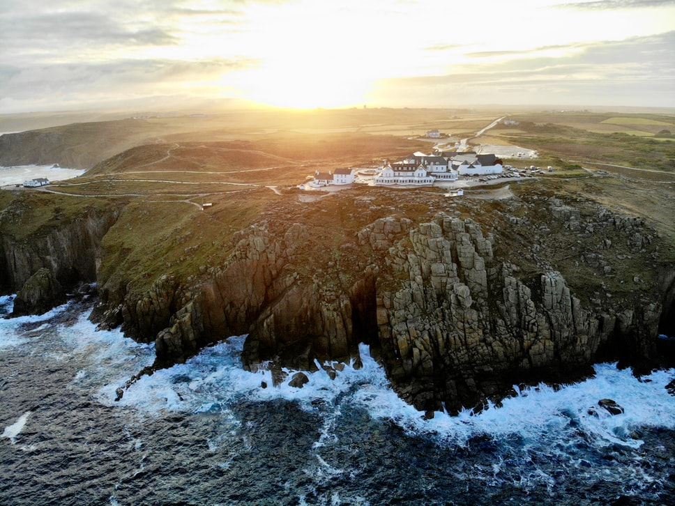 the iconic coastline of Bude: exciting list of things to do in Bude