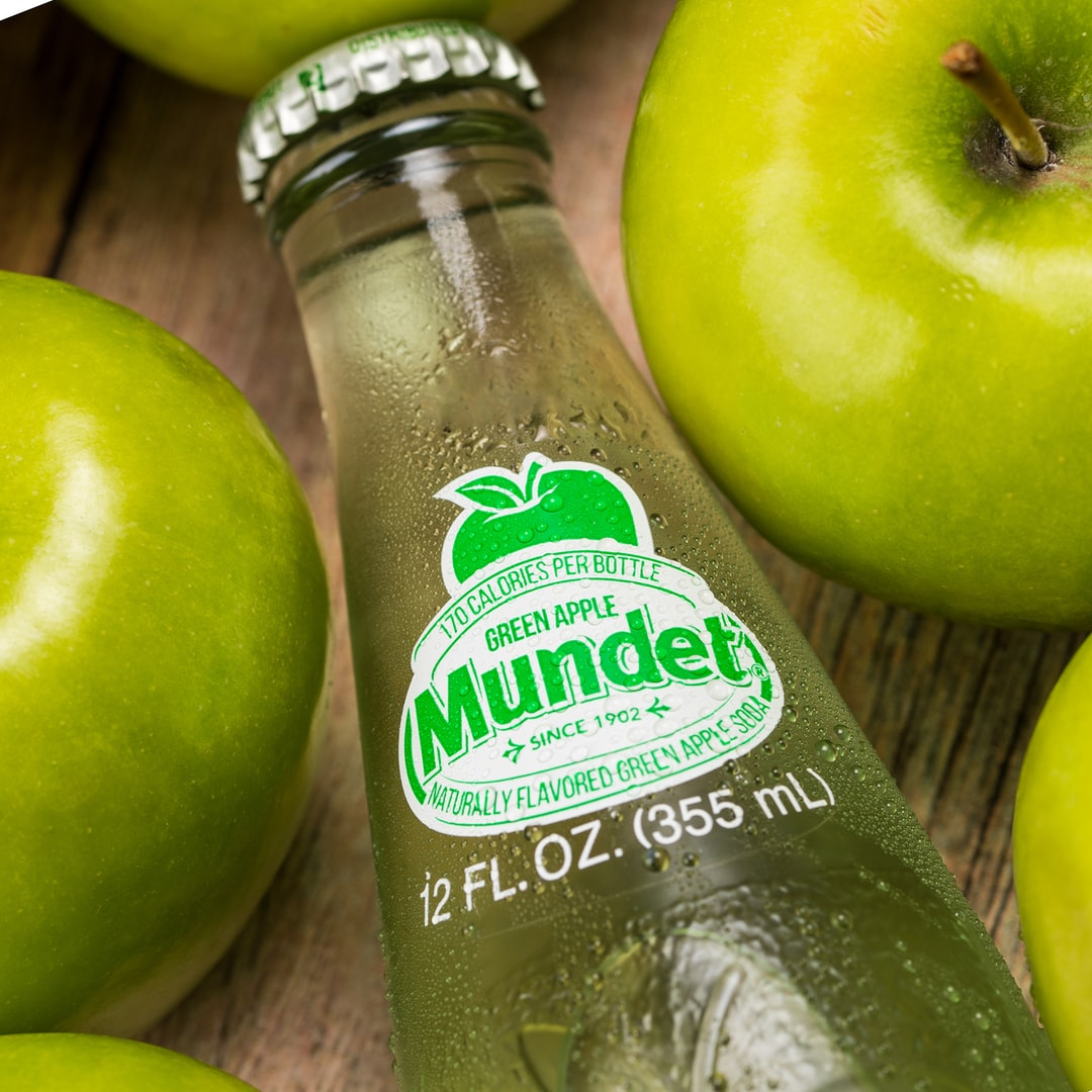 Sidral Mundet Green Apples