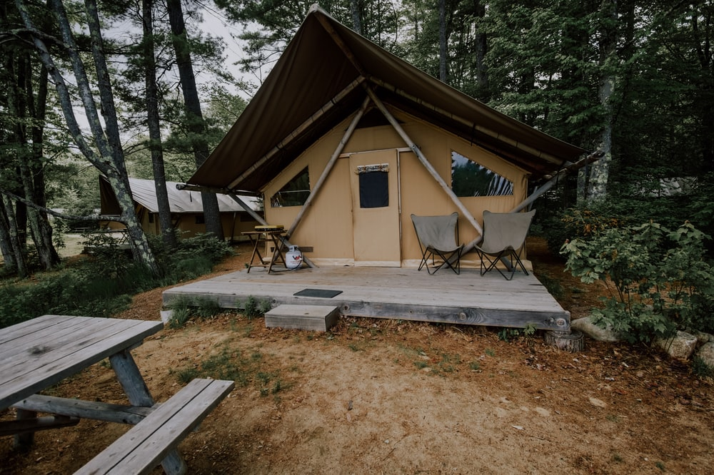 Top 5 Camping Location In US