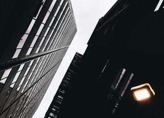 low angle photography of high rise building during daytime