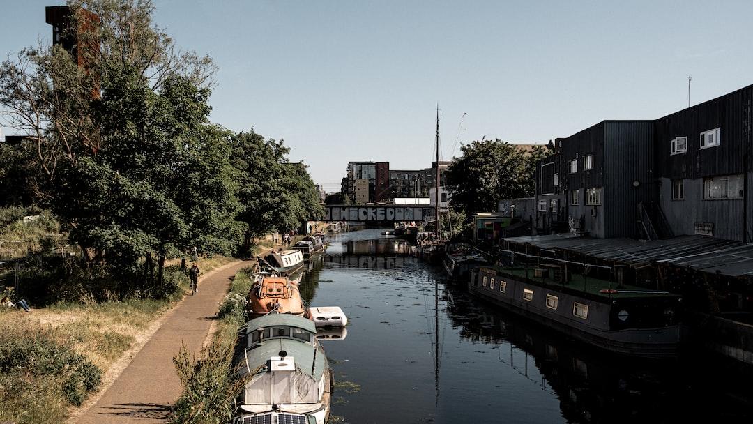 Hackney Wick Canal