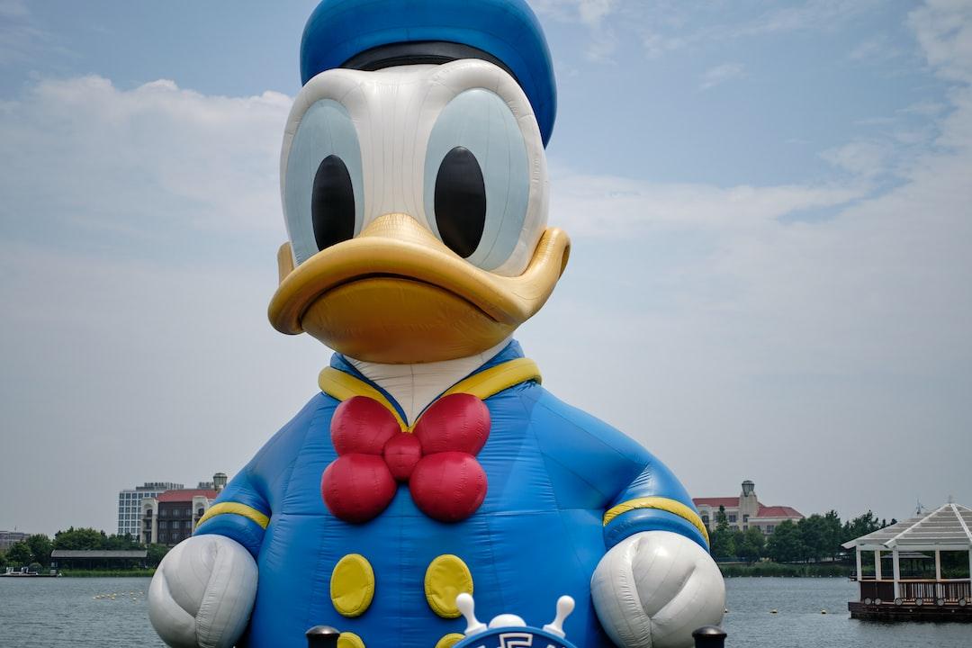 Duck,Toy,Disney
