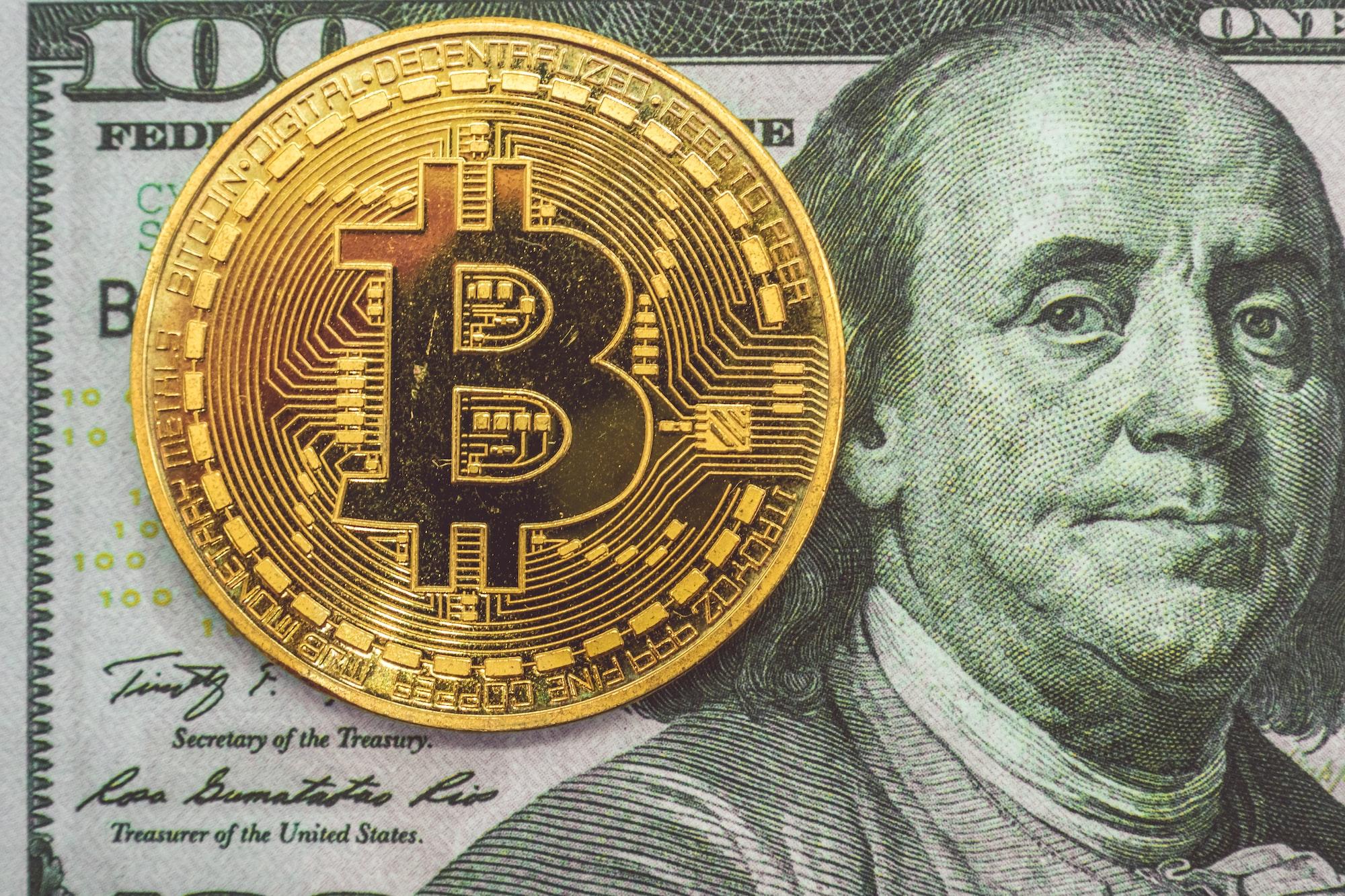 scambio di denaro crypto