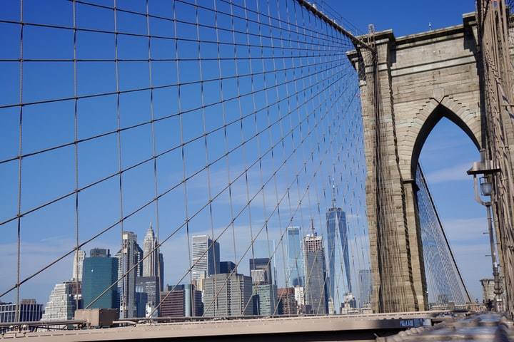 From Norwich to New York City