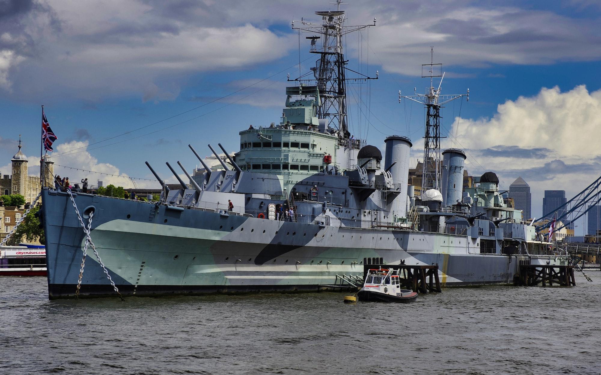 Battleships Ahoy