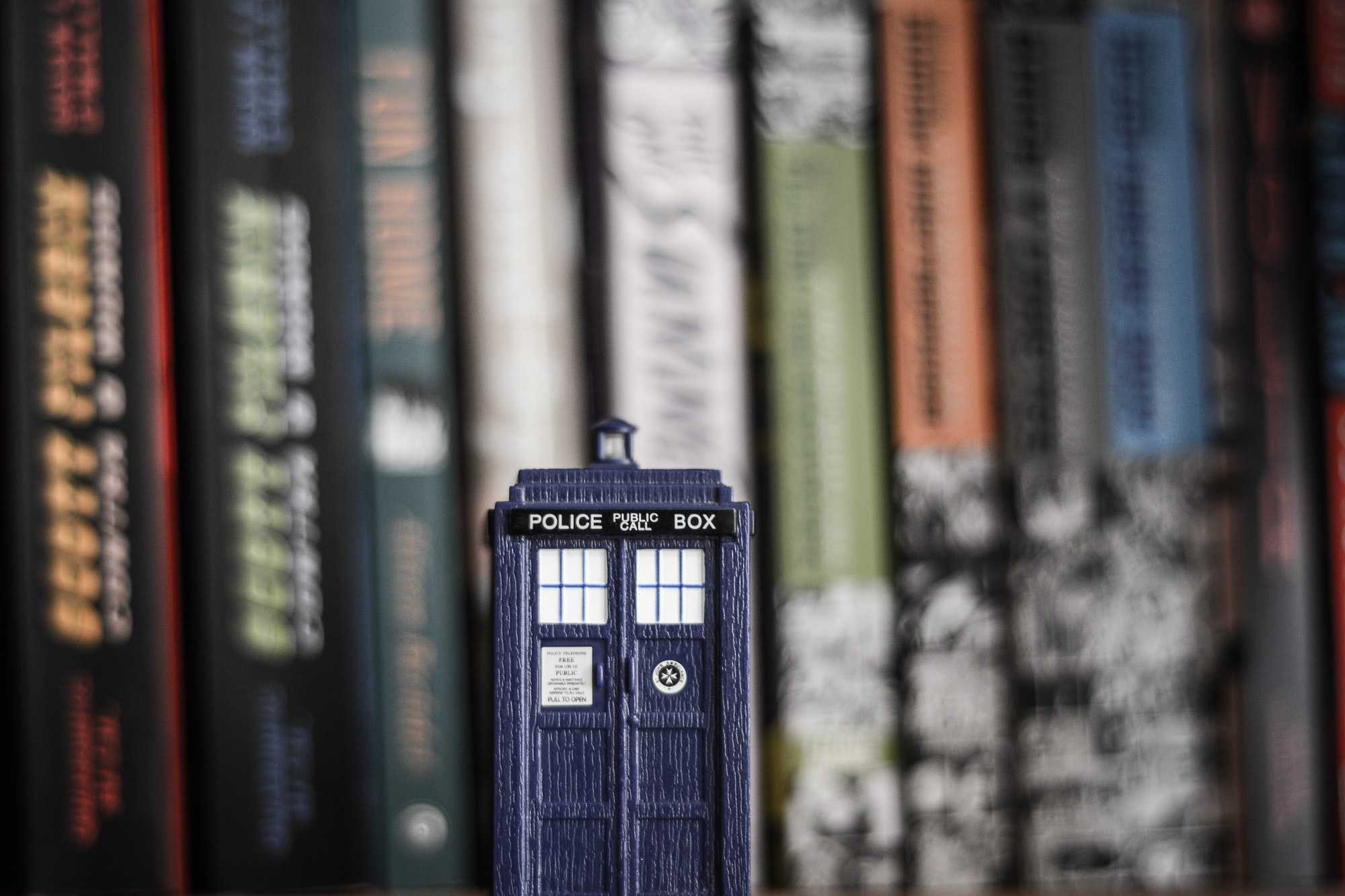 Watch Doctor Who Series 1 in the USA