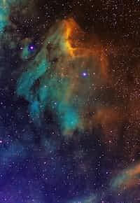 Nebula and Estella space stories
