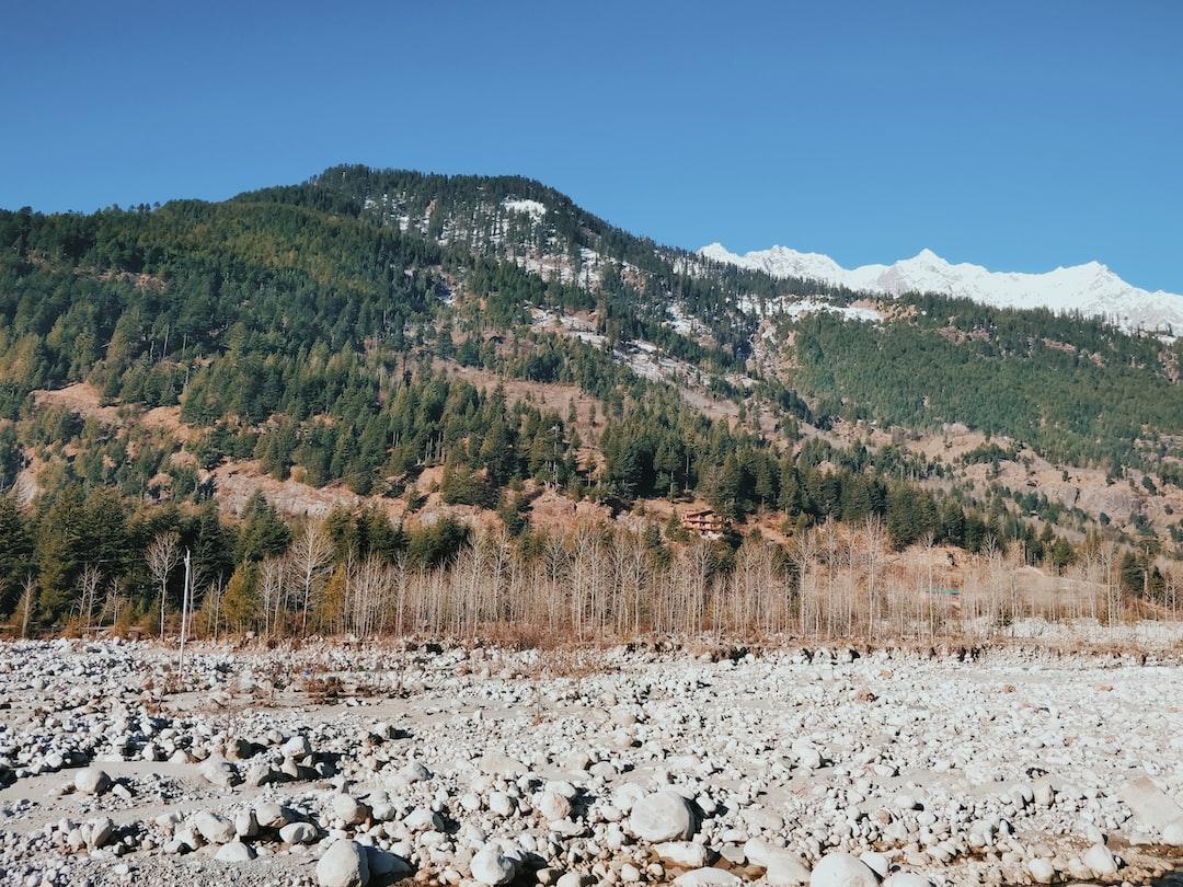 Mountains, Himachal Pradesh