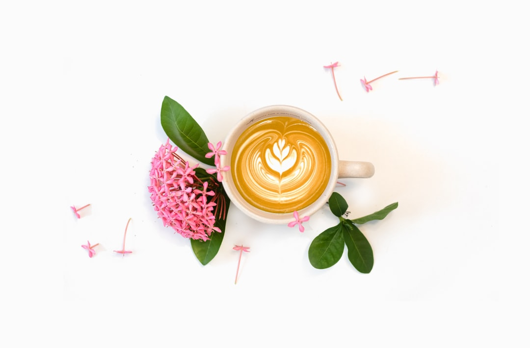 Floral Coffee Composition