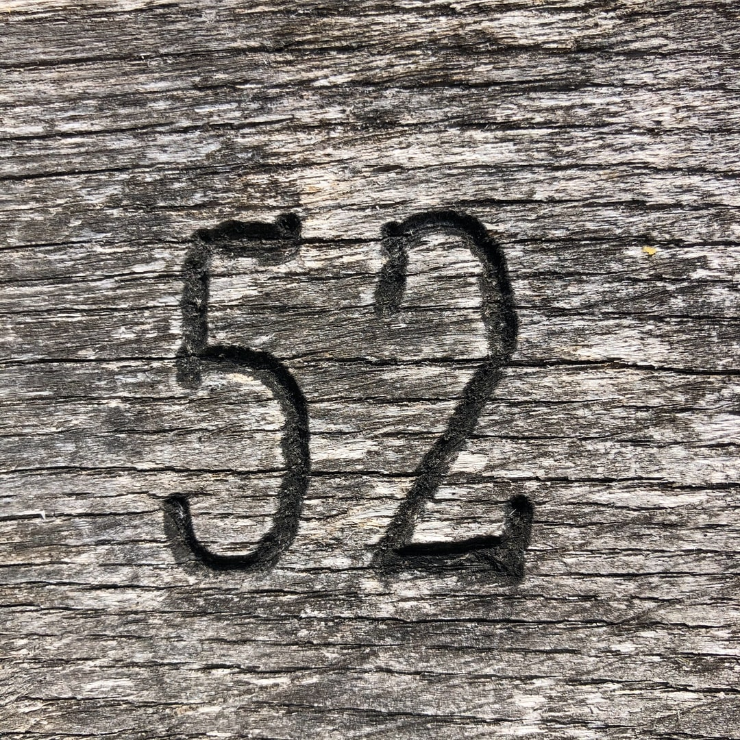 Number fifty two