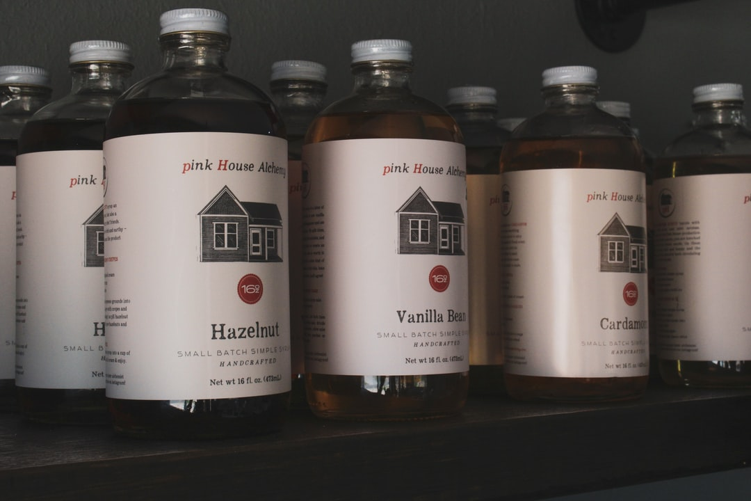 Pink House Alchemy Simple Syrups