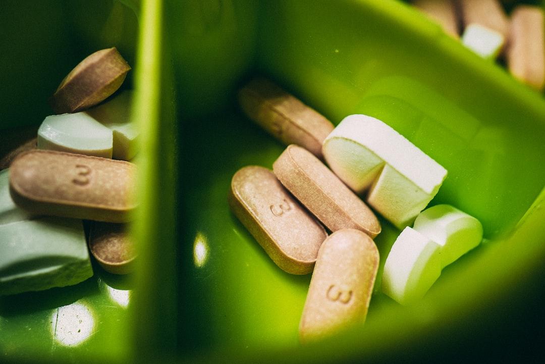A daily dose of medicine / prescriptive drugs.