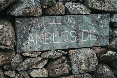 text blarney stone teams background