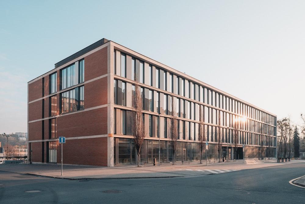 brown wooden building under blue sky during daytime
