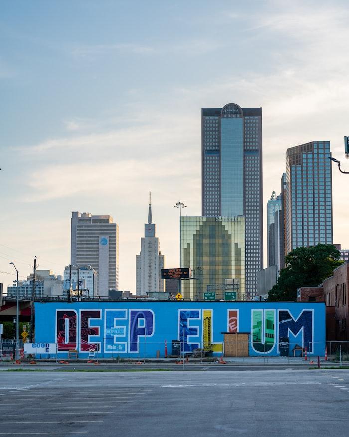 Deep Ellum in Dallas