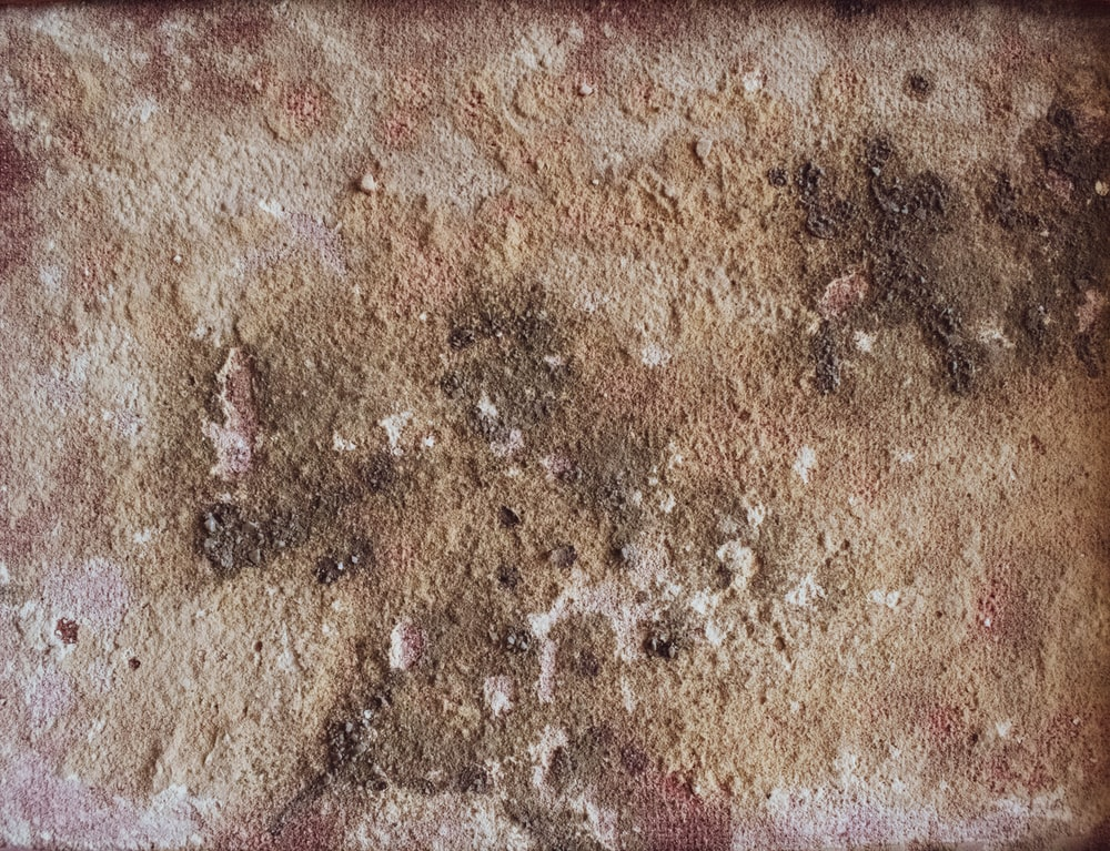 brown and red concrete wall