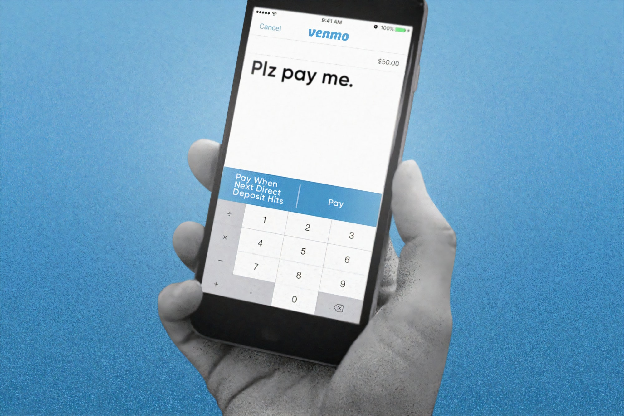 Offering popular payment methods, such as Venmo, removes barriers for your customer to pay you on time.